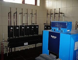 ГидБурСервис - монтаж систем отопления